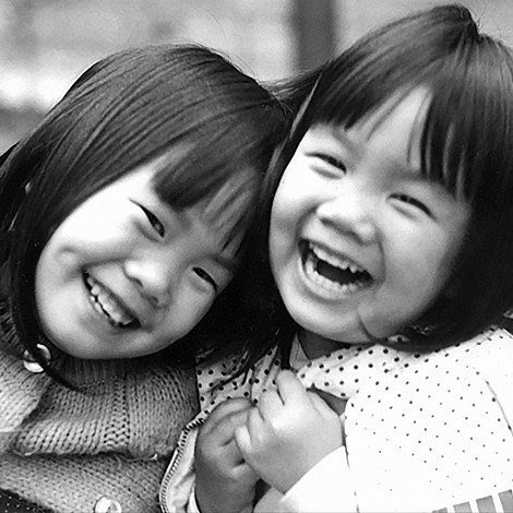 Picture of Lynn Umemoto's nieces on her bio page.