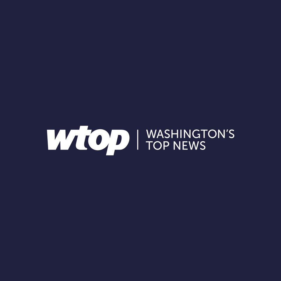 WTOP's rebrand started with a redesign of the company logo.