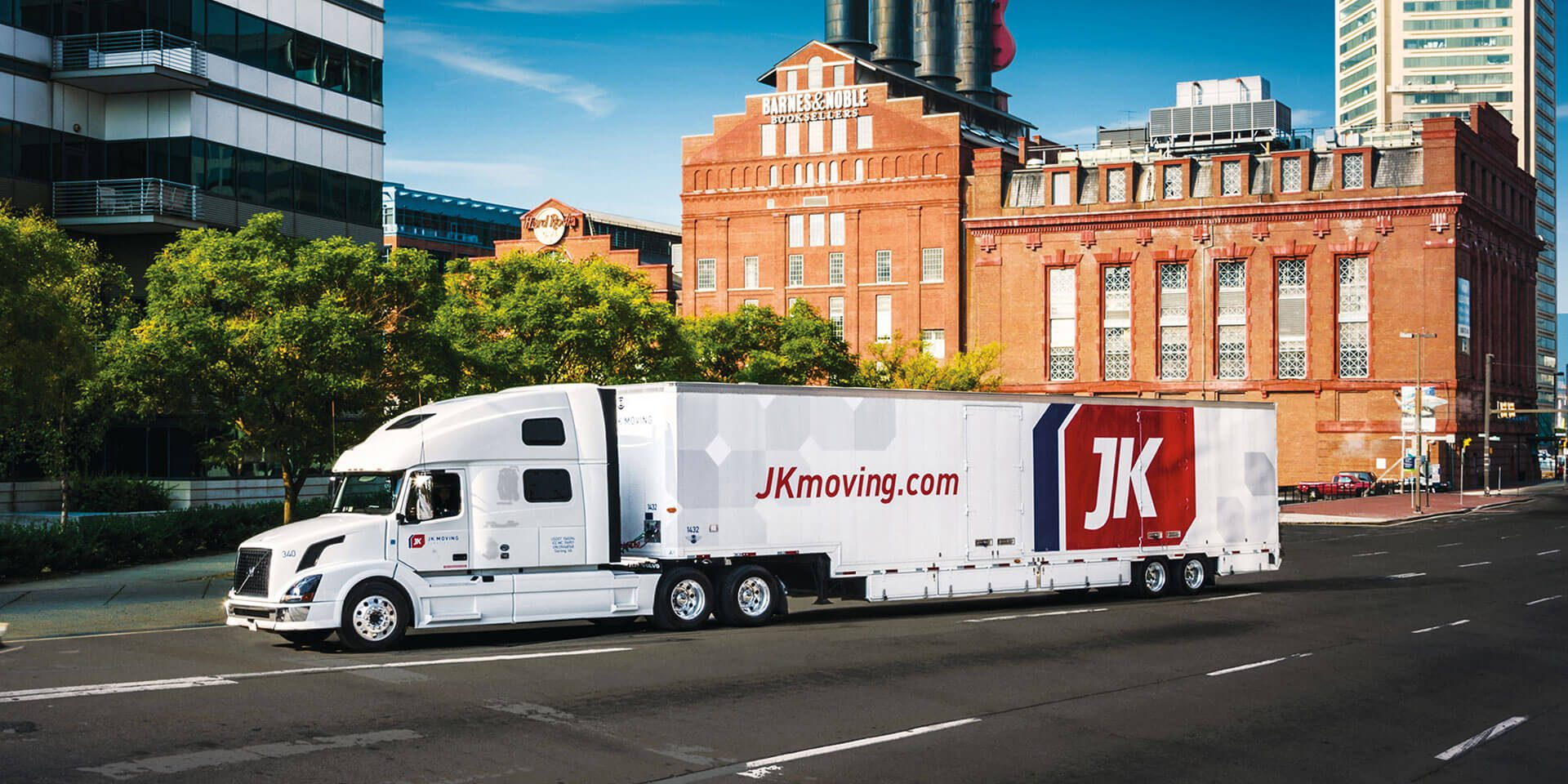 With help from brand strategists at Grafik, the unified designs of the JK trucks are a smart brand decision.